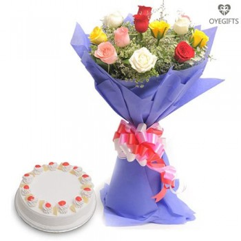Mix Flowers n Cakes